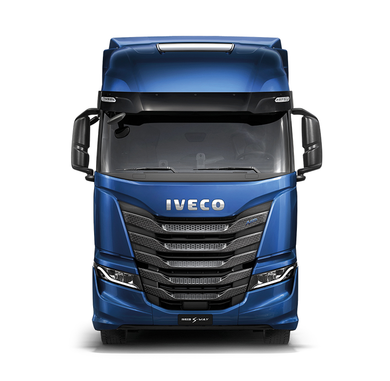 "<span style=""color: #69aad0;"">IVECO S-WAY. 