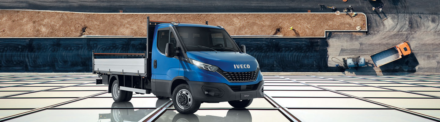 Iveco New Daily Cab